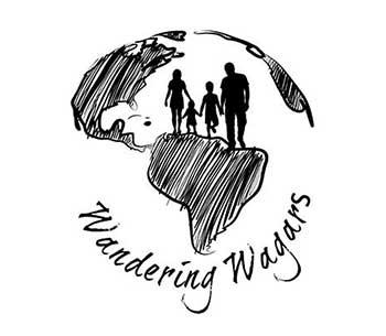 Wandering Wagars - Adventure Family Travel logo
